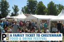 WIN: A family ticket to the Cheltenham Food & Drink Festival Image