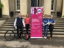 Test out your pedal power at Gloucestershire's first charity street velodrome challenge Image