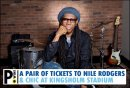WIN: A pair of tickets to Nile Rodgers & Chic at Kingsholm Stadium Image