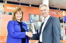 Airline celebrates flying 55 million passengers from Bristol Image
