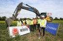 Work is underway on one-million square foot Gloucester industrial park Image