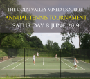 Couples invited to join in 'country house' tennis tournament Image