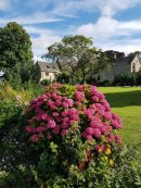 Rare chance to tour Cotswold country gardens at historic hospice Image