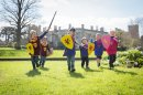 Summer fun in store for visitors to Sudeley Castle Image