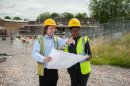 Firms encourage young people with designs on construction Image