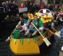 Raft racers set for splashing time for charity Image