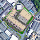Plans lodged to turn vacant Cheltenham factory site into 14-unit business park Image