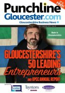 Gloucestershire's 50 Leading Entrepreneurs - September 2019 Image