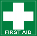 First aid events for children and elderly at retirement complex Image