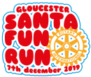 Santas galore to take part in Rotary's festive fun run Image