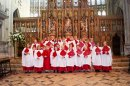 Auditions for boy and girl choristers at Gloucester Cathedral Image