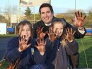 School plants more than 720 trees and hedges in carbon off-setting initiative Image