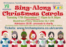 Christmas Singalong at historic Priory Image