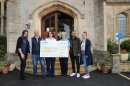 Pub staff and punters raise nearly £5,000 for Cheltenham charity Image