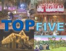 Top five what's on this weekend Image