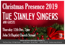 Christmas Presence concert returns with a new home Image