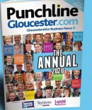 Be part of Punchline's biggest edition in 2020 - The Annual Image