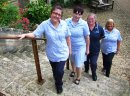Hospice nurses take on China trek to raise vital funds Image