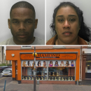 Married couple used Gloucester business to hide heroin, cocaine and huge quantity of cash Image