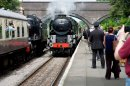 Another successful year for steam railway Image
