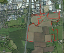 Huge 850 home development WILL be built on outskirts of Gloucestershire town Image