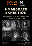 I-Mmigrate Exhibition opens at The Museum of Gloucester Image