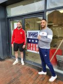 New Quays gym given the stamp of approval by Gloucester Rugby stars Image