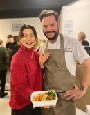 Cotswold catering firm join Jasmine Hemsley for Expo  Image