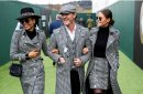 Cheltenham Festival is the perfect fit for fashion business Image