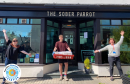 Punchline Business and Community Champion: The Sober Parrot helps feed the community Image