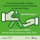 Turn LinkedIn green for Mental Health Awareness Week Image