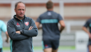 David Humphreys leaving Gloucester Rugby Image