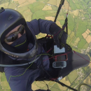 Tributes pour in as paraglider killed in crash named Image