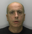 Third strike and in prison for burglary Image
