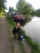 Canal charity calls on individuals to help tackle the global plastics crisis on their doorstep Image