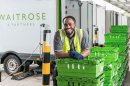 Waitrose rolls out drive-through order collection service Image