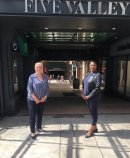 Five Valleys shopping centre strengthens management team Image