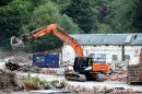 In Pictures: Demolition makes way for new Lidl and nearly 130 homes Image