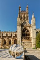 Gloucester Cathedral prepares to welcome visitors from Monday Image