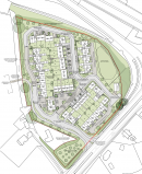 Plans submitted to build 49 new homes in Brockworth Image