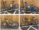 Appeal to identify owners of bikes seized by Cheltenham Neighbourhood Policing Team Image