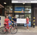Pedal4PiedPiper virtual cycling event raises £4000 Image