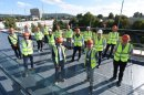 Milestone reached for Cheltenham's first rooftop restaurant Image