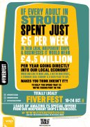 Stroud's independent businesses joins in with Fiver Fest Image
