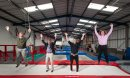 E G Carter & Co Ltd completes refurbishment on Bristol Trampoline Club Image
