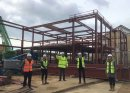 New £3.8m Performing Arts Centre takes shape Image