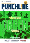 The Big Green Issue flipped over - November 2020 Image