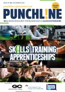 Punchline Magazine: Jobs, Skills & Apprenticeships - Dec 2020/ Jan 2021 Image