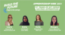 National Apprenticeship Week: MP celebrates 10 years of working with apprentices Image