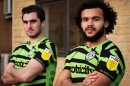 Forest Green brew up fresh kit idea Image